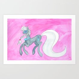 Silver Spoon Art Print