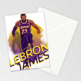 The Silencer Show LBJ Stationery Cards