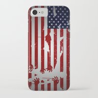 walking dead iPhone & iPod Cases featuring walking dead by Molnár Roland