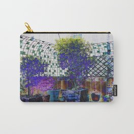Petit Jardin Carry-All Pouch