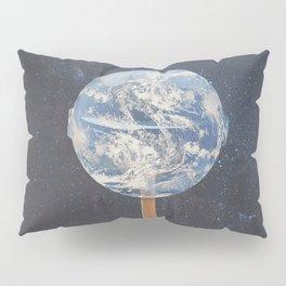 Lollipop Globe Pillow Sham