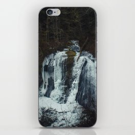 Upper McCord Creek Falls iPhone Skin