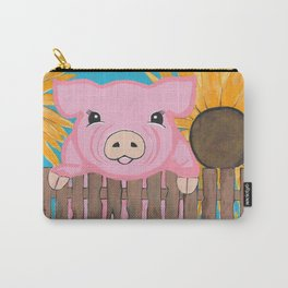 Baby Pig Carry-All Pouch