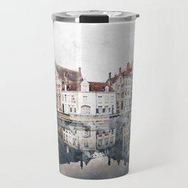 Brugge, Belgium Travel Mug