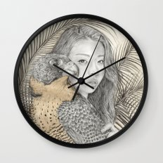 There Are Spies Among Us Wall Clock