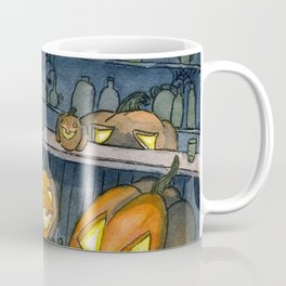 Pumpkin Stripper Coffee Mug