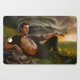 Ian Malcolm: From Chaos Cutting Board