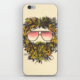 Wild Man iPhone Skin