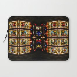 Bayeux Cathedral Laptop Sleeve