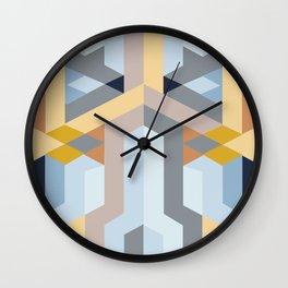 Restless Heart Wall Clock