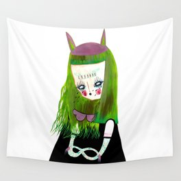 Crybaby Wall Tapestry