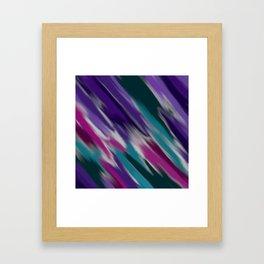 Blends Framed Art Print