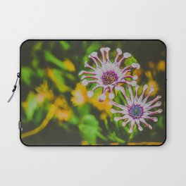 african daisybush flower Laptop Sleeve