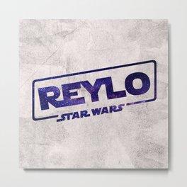 Reylo #4 Metal Print