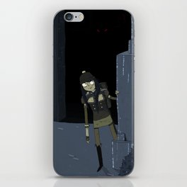 the scythian iPhone Skin