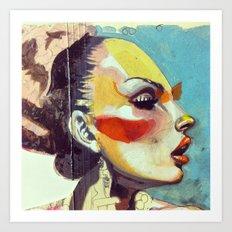 oilwip Art Print