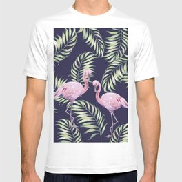 Flamingos #society6 T-shirt