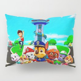 Paw Patrol Pillow Sham