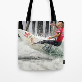 Kelly Slater Surfing Tote Bag