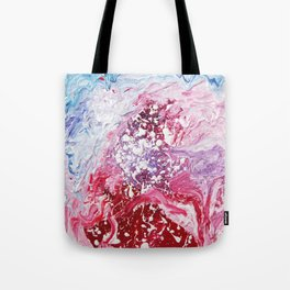 Inferno III Tote Bag