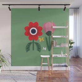 Remember Me Wall Mural