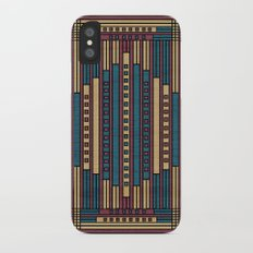GeoAbstract Slim Case iPhone X