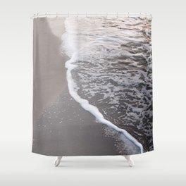 Mystical Sunset Beach Dream #2 #wall #decor #art #society6 Shower Curtain