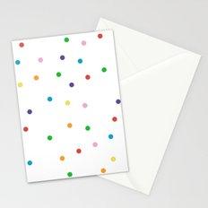 Candy Spots Stationery Cards