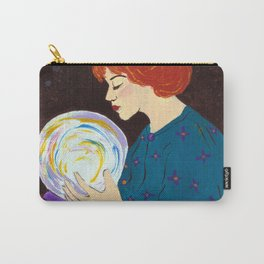 Divination by Mary Bottom Carry-All Pouch