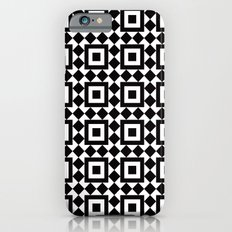 Victorian tile pattern #1 Slim Case iPhone 6s
