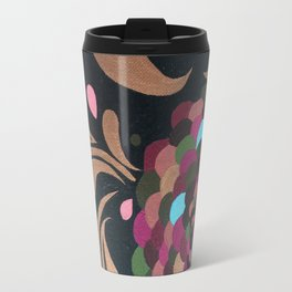 Wa Flower Travel Mug