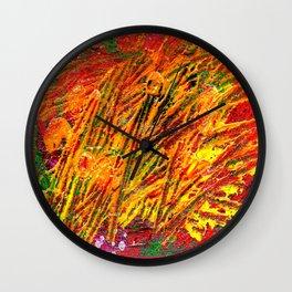Iluminable Wall Clock