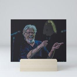 Bob Seger Mini Art Print
