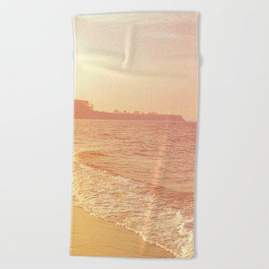 PURE SHORE Beach Towel