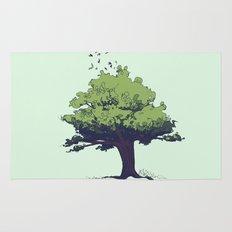 Arbor Vitae - Tree of Life Rug