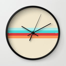 Vintage T-shirt No2 Wall Clock