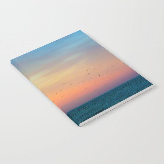 Night Flight Notebook