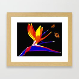 Two is company Framed Art Print