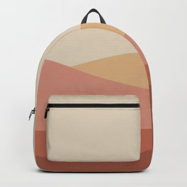 Geometric Landscape 23A Backpack