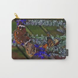 Multiple Butterflies 2 Carry-All Pouch