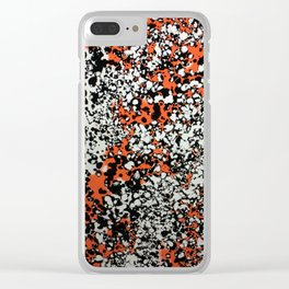 PiXXXLS 202 Clear iPhone Case
