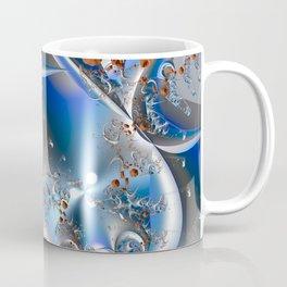 Postal service - An abstract fractal illustration Coffee Mug