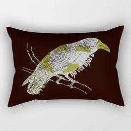 Quoth the Raven Rectangular Pillow