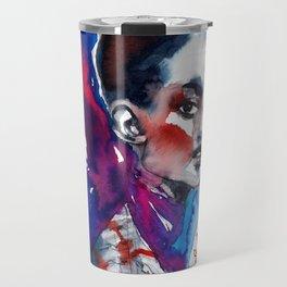 Spring time #fashionillustration Travel Mug