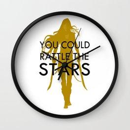 Aelin Galathynius Wall Clock