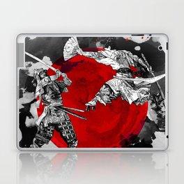 Samurai Fighting Laptop & iPad Skin