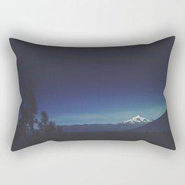 Mount Jefferson Rectangular Pillow