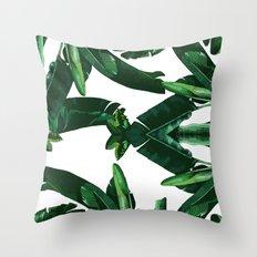 Palm Throw Pillow