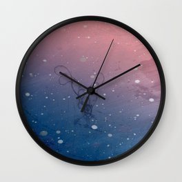 Shout it out! Wall Clock