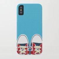 british iPhone & iPod Cases featuring Casual British by Matt Andrews